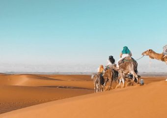 Tour 2 Days From Marrakech to Zagora Desert
