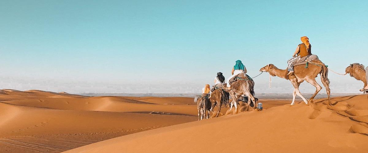 Tour 2 Days From Marrakech to Zagora Desert