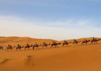 Ruta 4 dias Fez Alto Atlas Las Gargantas Desierto Marrakech