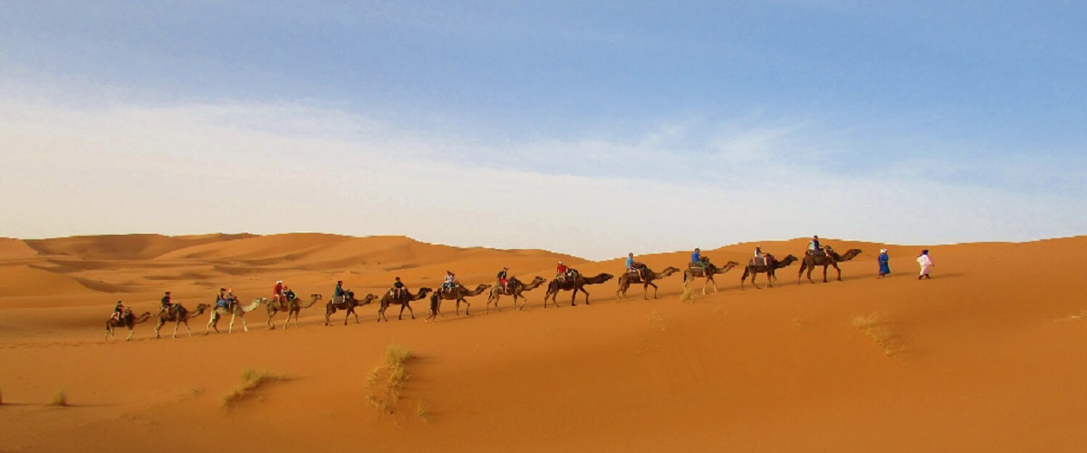 4 Days Trip Fes Desert Merzouga Marrakech